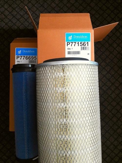 DONALDSON P776695 и P771561